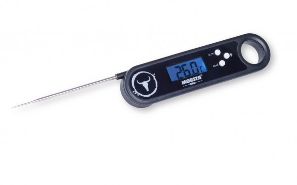 Thermometer No.2 Das beleuchtete BBQ-Grillthermometer