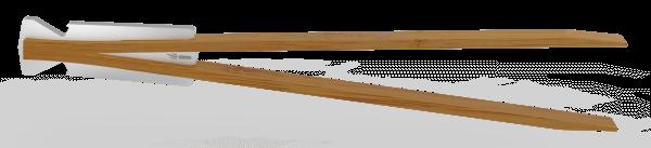SKOTTI Tongs aus Bambus & Edelstahl