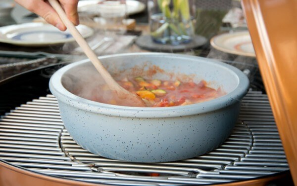 Keltentopf aus CeraFlam Keramik - Outdoor-Cooking - KET | Silver ...