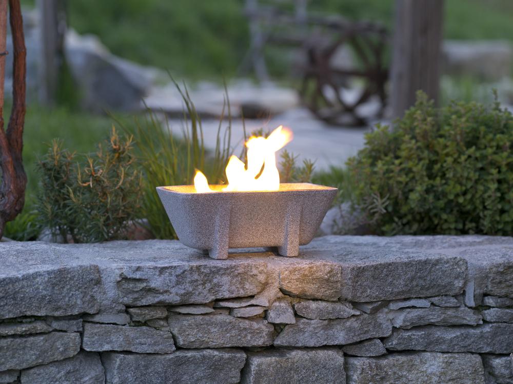 Denk Schmelzfeuer Outdoor Blickfang Warmequelle Insektenschutz