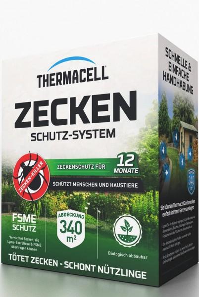 Thermacell Zeckenschutz für 340m² und 12 Monate