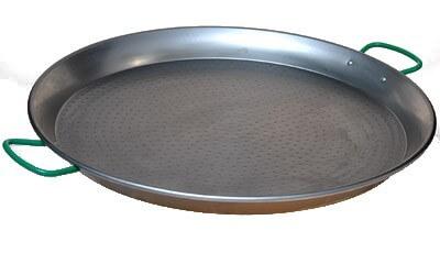 Bio - Stahlpfanne für die Feurio - STPG