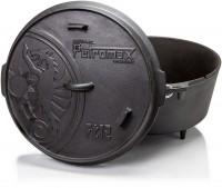 Petromax Feuertopf ft12 Dutch Oven für bis zu 20 Personen