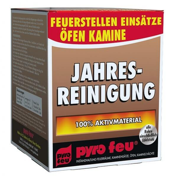 1x Jahresreinigung Entrußer für Ofen & Kamin alle Rohre einschließlich Edelstahl