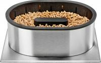 Pellet Brenner Q30 für Kamin und Holzofen für große Kamine