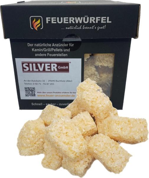 500g Feuerwürfel für Kamin & Ofen & Grill