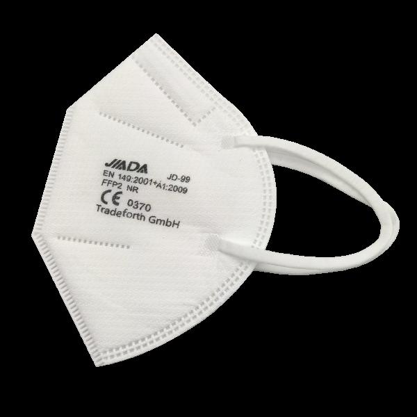 10er Pack ~ FFP2 CE zertifizierte Atemschutzmasken 5- lagig ~ einzeln verschweißt
