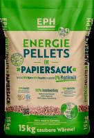 Holzpellets im Papiersack ~ ENplusA1 ~ 15kg