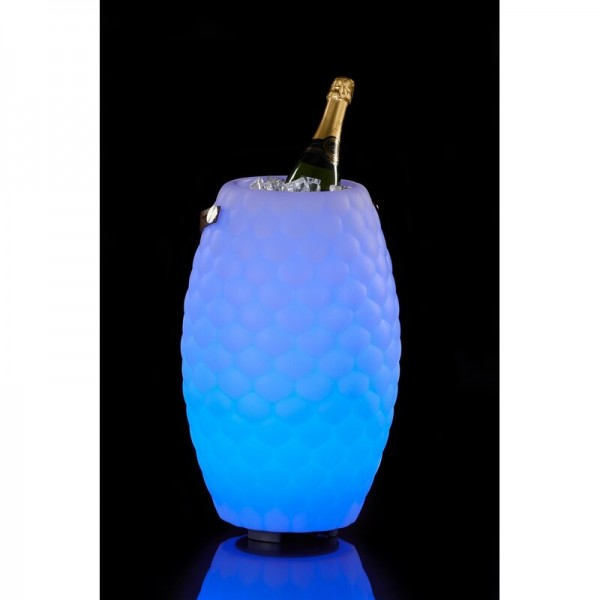 The Joouly LTD 50 - Bluetooth Lautsprecher mit Licht in 9 wechselbaren Farben - Getränkekühler
