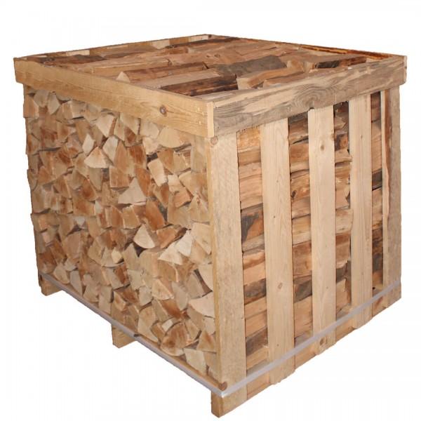 Kaminholz Buche 1RM (1,6 SRM) trocken & sauber aus heimischen Wäldern 25cm / 33cm ~ Abholung 29690