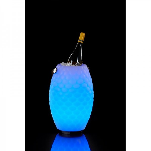 The Joouly LTD 35 - Bluetooth Lautsprecher mit Licht in 9 wechselbaren Farben - Getränkekühler